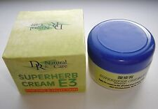 2pots SUPERHERB CREAM E3 ECZEMA Itchy Skin Rash PSORIASIS Huang Qin Gao Herbal