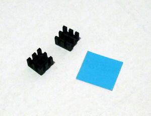 Bluefury / Redfury Heatsink - USB ASIC Bitcoin Miner Heatsink