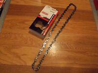 "1  90PX052G Oregon 14"" chainsaw saw chain 3/8 LP .043 gauge 1.1mm 52 DL R52"