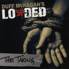 Duff Mckagan's Loaded - The Taking  (Guns N' Roses)    *CD*    NEU+OVP!