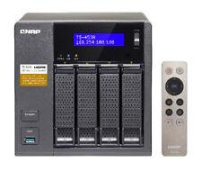 NEU* QNAP Turbo TS-453A NAS-Server Gehäuse- 4GB 4-Bay