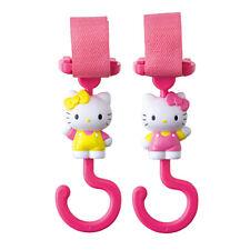 PINOCCHIO Hello Kitty Stroller / Car Hanger Pink
