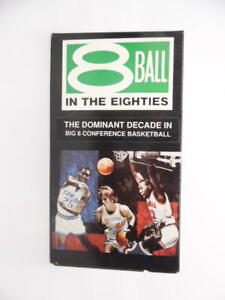 8 Ball in the Eighties: The Dominant Decade in Big 8 Conference Basketball VHS