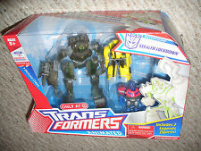 Transformers Animated Deluxe Class Target Exclusive - Stealth Lockdown Set