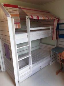 Chambre complète LUDOLIT JEP Bois