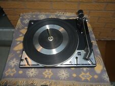 VINTAGE DUAL 1215 3  SPEED  AUTOMATIC TURNTABLE  RECORD PLAYER CHANGER