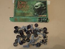 The Fellowship Of The Ring. Warriors Of Middle Earth LOTR Games Workshop