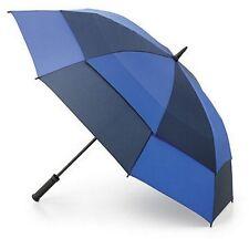 Fulton Storm Shield Mens Walking Length Double Canopy Umbrella High Quality