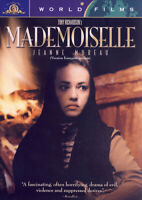MADEMOISELLE (1966) NEW DVD FREE SHIPPING