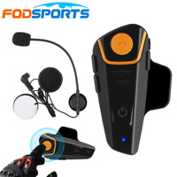 BT-S2 Motorrad Gegensprechanlage Sprechanlage Bluetooth 1000M Intercom Klapphelm