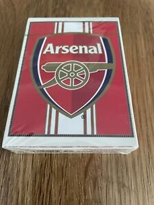 Arsenal FC Official Playing Cards