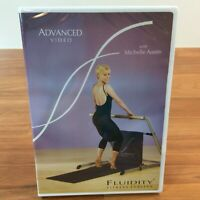 Advanced Video With Michelle Austin: Fluidity Fitness Evolved DVD VIDEO workout