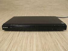 Sony DVP-SR200P DVD CD Player Black Dolby Digital DTS Digital Out Compact Disk