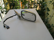 03-EARLY 04 LINCOLN TOWN CAR RIGH SIDE MIRROR RH OEM SILVER JP PAINT#1R9435 746