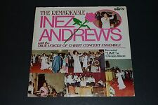 "The Remarkable Inez Andrews - ""A Sinners Prayer"" Rare Gospel - FAST SHIPPING!!"