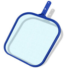 Swimming Pool Leaf Skimmer Rake Net Hot Tub Spa Cleaning Leaves Mesh Tools Clean