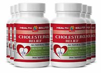 Policosanol 10 mg Cholesterol Reduce Dietary Supplement 6 Bottles