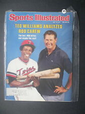 Sports Illustrated July 18, 1977 Rod Carew Ted Williams Twins Nicklaus Jul '77 B