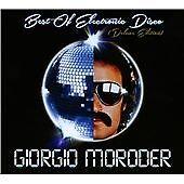 Giorgio Moroder - Best of Electronic Disco (2013)
