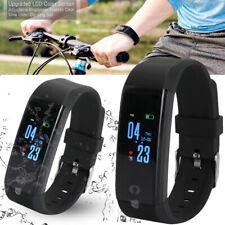 2Watch Fit*bit Waterproof Heart Rate Fitness Step Caolorie Tracker Monitor