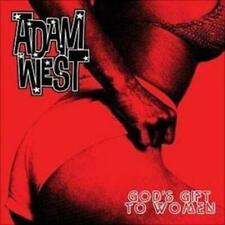 West, Adam - Gods Gift To Women CD #43168