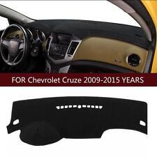 Dashboard Dash Mat DashMat Interior Sun Cover Pad For Chevrolet Cruze 2009- 2015