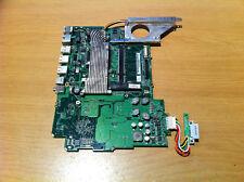 Apple iBook G4 A1055(2) Motherboard 820-1606-A w/ Heatsink & Battery Connector