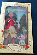 Disney Store Moana Limited Edition Doll - 16'' New with Box