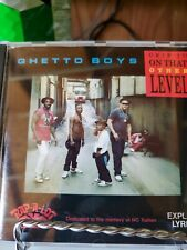 """Geto Boys - """"Grip It! On That Other Level"""" (Rare 1989 Rap-A-Lot ) Cd"""