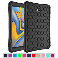 For Samsung Galaxy Tab A 8.0 inch SM-T387 2018 Tablet Silicone Case Cover Skin
