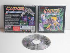 Super Stardust für Commodore Amiga CD32