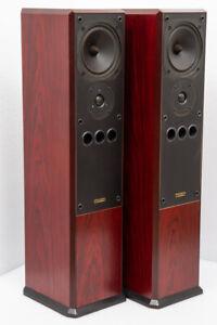 Mission 752 floorstanding speakers, with original packaging