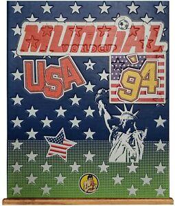HOBBY SAPIENS BRASIL EDITION Binder for World Cup USA 1994 Panini album NEW!
