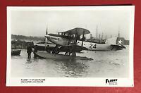 Foto AK Flugzeuge um 1930 Fairey 111F Seaplane Wasserflugzeug ( 63480