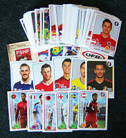 Stickers PANINI EURO 2016