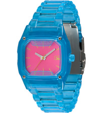 FREESTYLE SHARK CLASSIC CANDY Wrist Watch - 101992 - Cyan  - NWT
