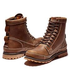 Timberland Earthkeeper Original 6 Inch Brown Chukka Desert Boots Sz EU 40 UK 6.5