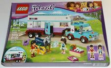 LEGO Friends 41125 Horse Vet Trailer - Olivia Sophie raiding jacket