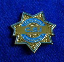 CSI BADGE # US POLICE # police #1