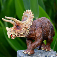 Triceratops Toy Dinosaur Figure Educational Collectible Christmas Gift for Kids