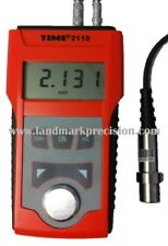 "0.001"" 0.1mm Ultrasonic Wall Corrosion Thickness Gauge Tester TIME2110"