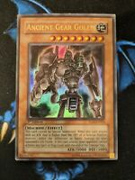 Ancient Gear Golem TLM-EN006 Ultra Rare 1st Edition YuGiOh