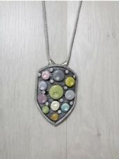Polymer Clay Lampwork Brooch/Pendant Jewerly One-of-a-kind