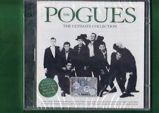THE POGUES - THE ULTIMATE COLLECTION DOPPIO CD NUOVO SIGILLATO