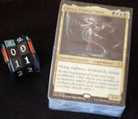 Sealed Breed Lethality Commander Deck & Life Counter, Atraxa CM2 EDH Magic Cards