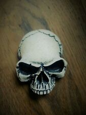 The Skull Emblem Badge Sticker for Custom Car and Motorcycle Bike
