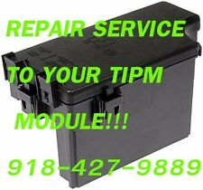 2011-12 Dodge Grand Caravan TIPM,Totally Intregrated Power Module Repair Service