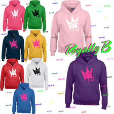 Royally B Crown, Brianna's Kids Adults Hoodie Top Hoody Youtube Merch,Sweater.