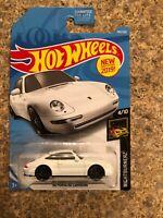 2019 Hot Wheels NIGHTBURNERZ 4/10 '96 Porsche Carrera 155/250 FAST SHIPPING!