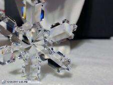 Beautiful Dated Swarovski Crystal Annual Ornament 1992